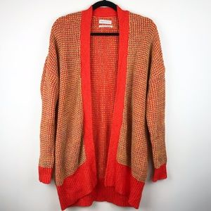 Urban Outfitters Oversized Open Knit Cardigan
